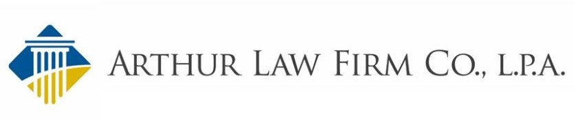 Arthur Law Firm logo